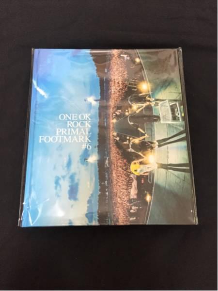 未使用カード ONE OK ROCK PRAIMAL FOOTMARK #6 プライマルフットマーク 写真集 ワンオクロック グッズ ambitions ツアー