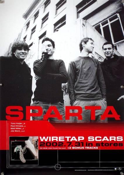 SPARTA スパルタ B2ポスター (2G10004)
