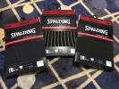 SPALDING ミニビキニ セミブリーフ Lサイズ タグ付き未使用 3点セット 切手可