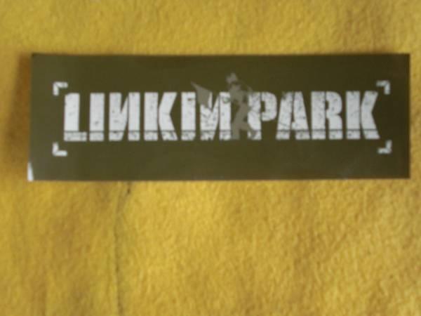LINKIN PARK リンキンパーク デビュー時のステッカー 3枚セット 新品