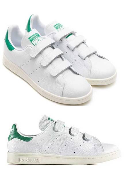 adidas スニーカー スタンスミス緑