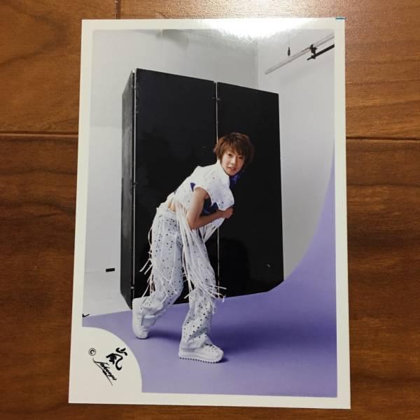 即決¥1000★嵐 公式写真 2290★相葉雅紀 初期 貴重 嵐ロゴ