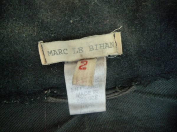 MARC LE BIHAN マークルビアン ジャケット フランス製 サイズ2_画像3