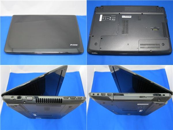 ドスパラ Prim Core i3 2330M 2.2GHz ノートパソコン ◆47_画像2