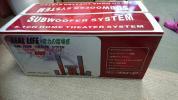 REAL LIFE 5.1ch ホームシアタースピーカーシステム RD-8601 未開封品