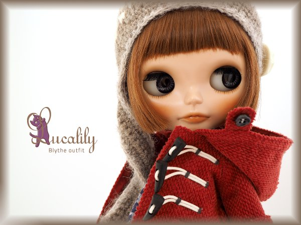 ** Blythe outfit ** Lucalily 517**