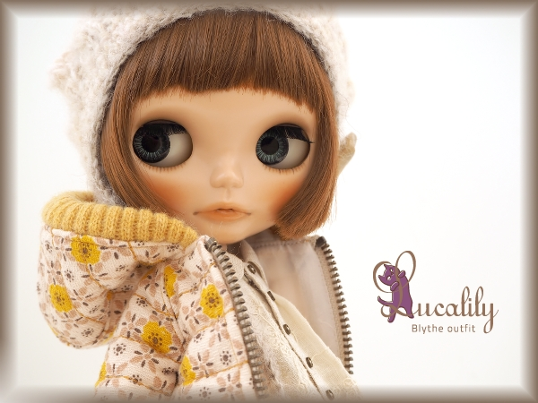 ** Blythe outfit ** Lucalily 518**