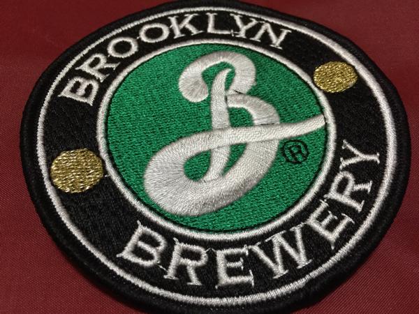ブルックリン・ブリュワリー/Brooklyn Brewery パッチ/ワッペン