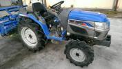 イセキ TH205 トラクター 4WD スーパーフルターン