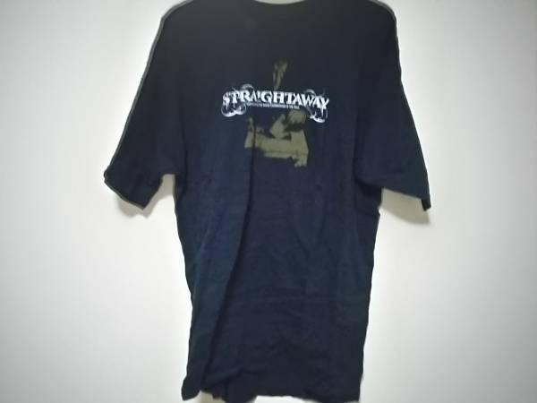 STRAIGHTAWAY 黒色 ブラック Tシャツ XL NOFX The Ataris USELESS ID Fat Wreck Chords PUNK ROCK パンク バンドT バンT ロックT