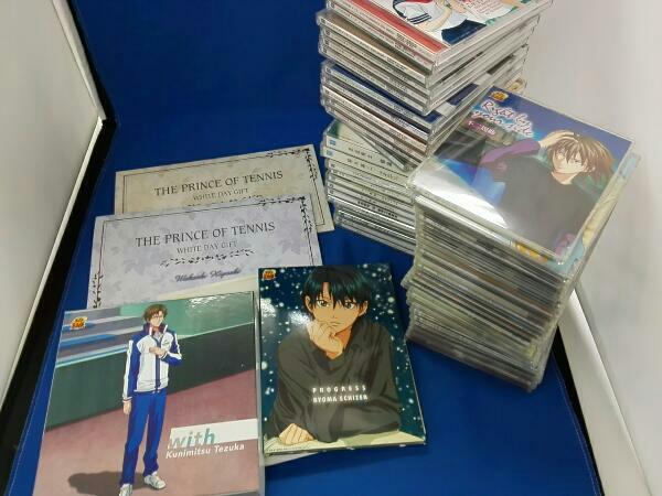 テニスの王子様 シングル・ラジオCD等 57枚セット グッズの画像