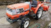 クボタトラクター2台目GL23付属品付1090時間美品23馬力農機具