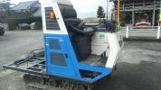 イセキ コンバイン 運搬車、ポンプ等改造用にHL227