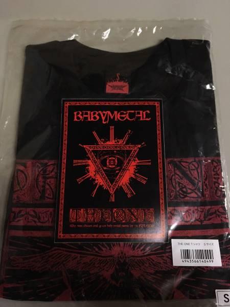 新品 BABYMETAL THE ONE Tシャツ Sサイズ 2代目 ライブグッズの画像