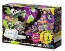 WiiU本体 スプラトゥーンセット (amiibo アオリ・ホタル付) 新品 送料無料