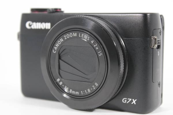 ★ワンオーナー★Canon キヤノン PowerShot G7X