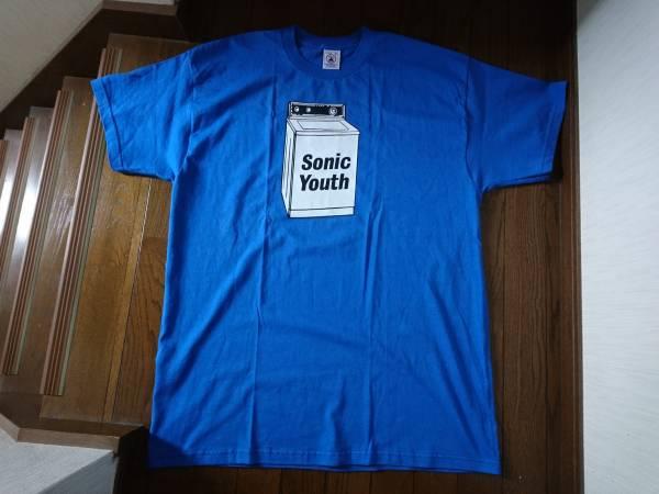 送無/90's/オリジナル/デッド/未使用/USA製/SONIC YOUTH/Tシャツ