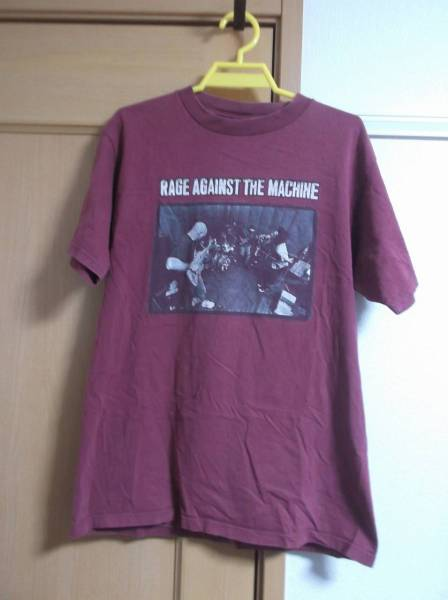 RAGE AGAINST THE MACHINE tシャツ 90s GIANT レイジ