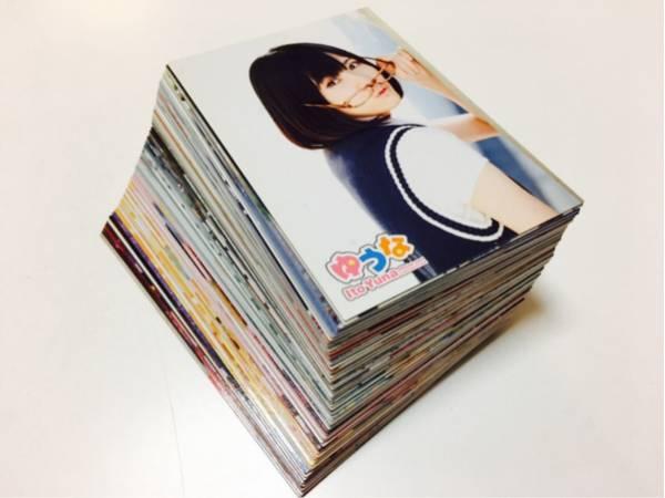 ☆伊藤祐奈 カード 72枚 フルコンプ No.1~72 official card collection アイドリング!!! ライブグッズの画像