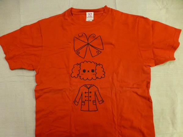 ℃-ute 矢島舞美 Tシャツ コンサートツアー2011春 ~超!超ワンダフルツアー ~ ライブグッズの画像