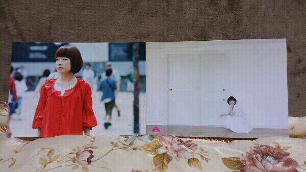 川嶋あい☆写真 2枚セット☆新品