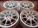 超希少 エンケイ NT-03 ENKEI NT03 パールホワイト 7JX15 +35 PCD100 良品