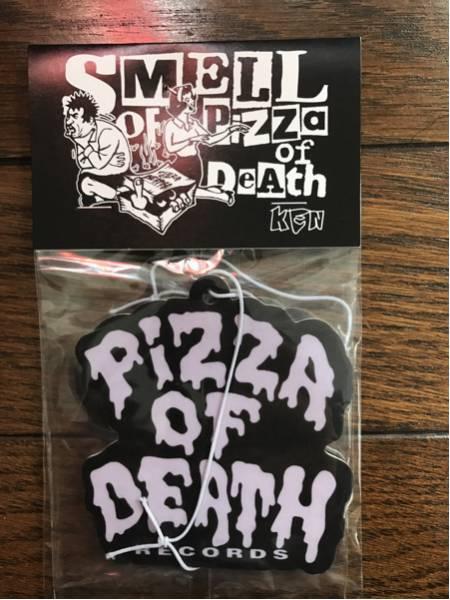 pizza of death エアーフレッシュナー KENモデル Tシャツ WANIMA ライブグッズの画像