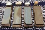 高級 本山 天然砥石 仕上砥石 研磨 三河名倉 大工 京都 まとめて4個
