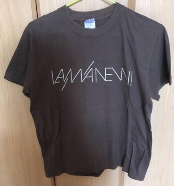 【最安値】LAMA アルバムNEW発売記念 Tシャツ ブラウン スーパーカー ナカコー フルカワミキ