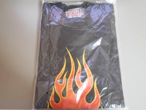 [入手困難] B'z LIVE-GYM Pleasure 97 FIREBALL Fire Ball Tour 長袖 Tシャツ フリーサイズ フロント/バックプリント 1997年 ツアーグッズ