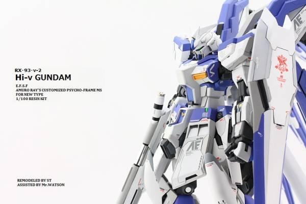 ガンダム 完成品 Hi-ν ガンダム レジンキット 改修 検索 MG PG