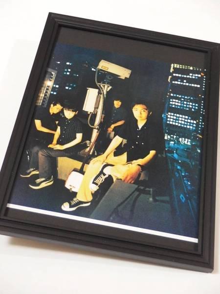 ナンバーガール向井秀徳 額装品 SAPPUKEI発表当時 広告 希少 送164円可