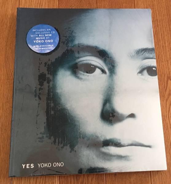☆「Yes」 Yoko Ono CD付き作品集 未開封新品