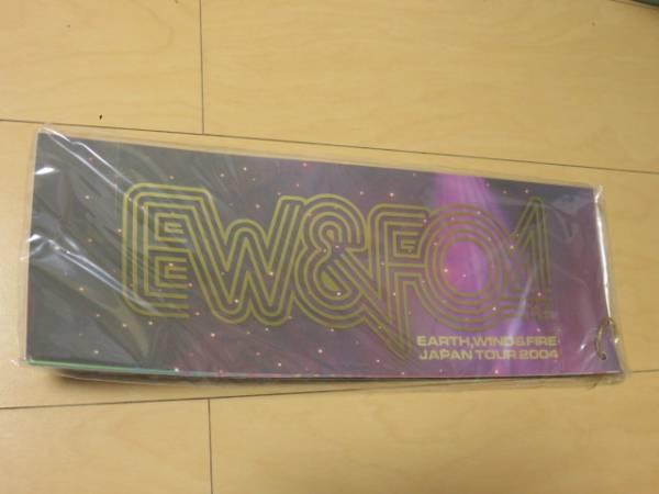 Earth,Wind & Fire◆2004ツアーパンフレット◆アース・ウィンド・アンド・ファイアー