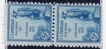 アメリカ 1933年 #734 コーシューシコ将軍(タテペア)
