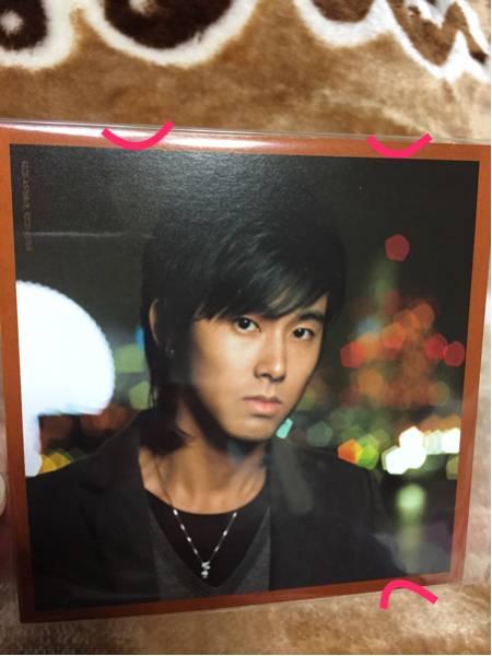 ☆東方神起☆ジャケカ☆ユノ ユンホ★forever love★難あり★