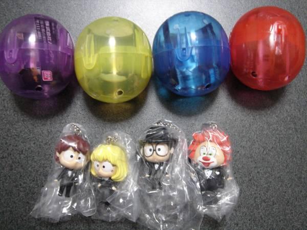 SEKAI NO OWARI セカイノオワリ ガチャ スイング 全4種 コンプ ライブグッズの画像