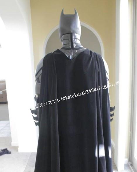 最新作 バットマン ダークナイト マスク コスプレ コスチューム _画像2