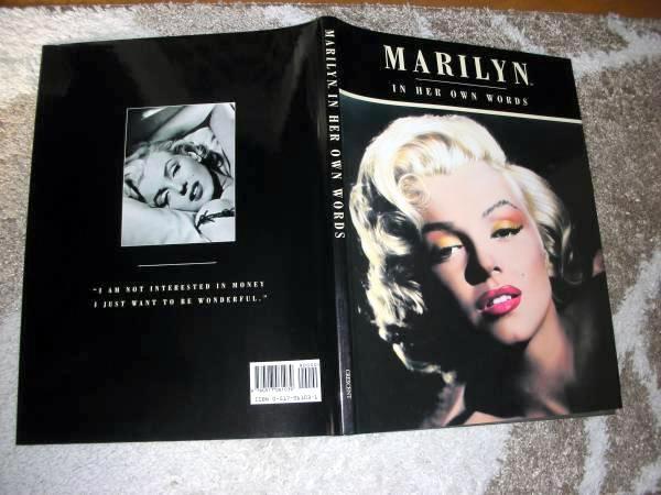 即決!マリリン・モンロー写真集・戦争★米国購入デッドストック_画像3