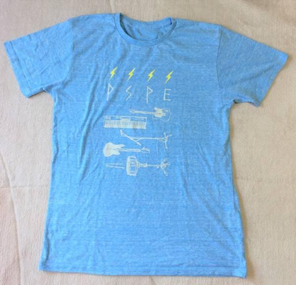 パスピエ ライブ Tシャツ