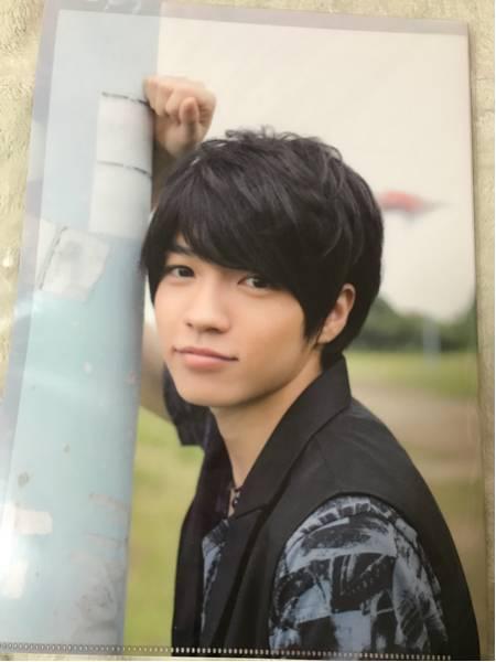 【未開封】西畑大吾 2015年夏松竹座 少年たち クリアファイル