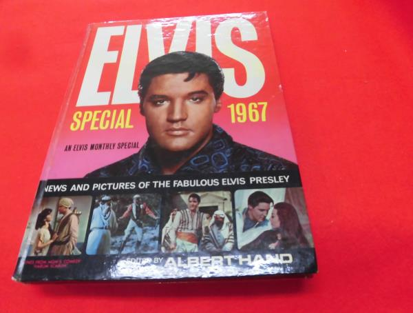 Q★洋書EVIS SPECIAL 1967 エルビス