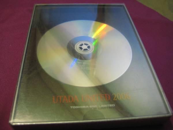 宇多田ヒカル UTADA UNITED 2006 (DVD) ライブグッズの画像