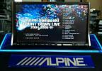 アルパイン SDナビ VIE-X05 地デジ内蔵4×4 CD DVD 地図2010 ALPINE