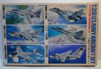 ◆プラモデル【タミヤ】1/350アメリカ海軍現用艦載機セット