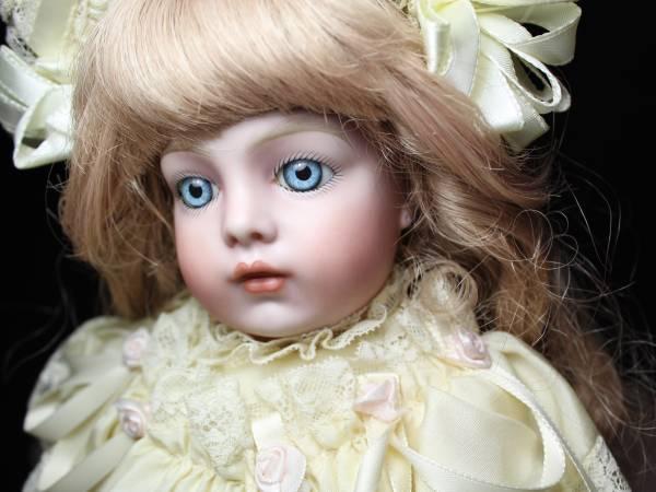 聖天使 ブリュ・ジュン アンティークリプロ 42㎝ 作家様1点もの/SD 雛飾り ロココ 西洋美術 アート