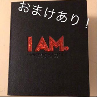 I AM SMTOWN DVD 新品 JYJおまけあり ライブグッズの画像
