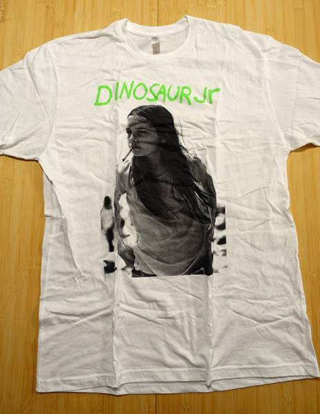ダイナソーJr Tシャツ L 2016来日時購入