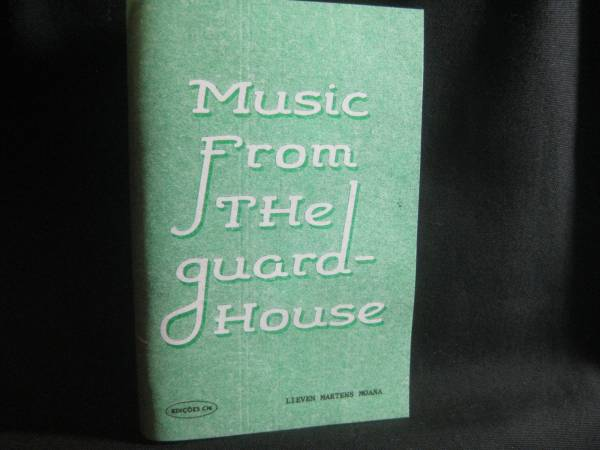 LIEVEN MARTENS MOANA / MUSIC FROM THE GUARDHOUSE ◆TP39◆TAPE_画像1