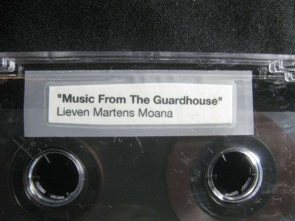 LIEVEN MARTENS MOANA / MUSIC FROM THE GUARDHOUSE ◆TP39◆TAPE_画像2